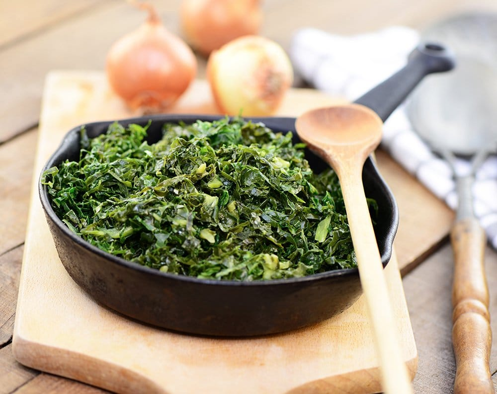 Bienfaits et vertus du chou kale