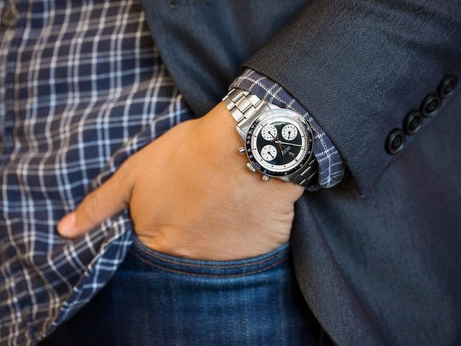 A quelle main porter sa montre : droite ou gauche