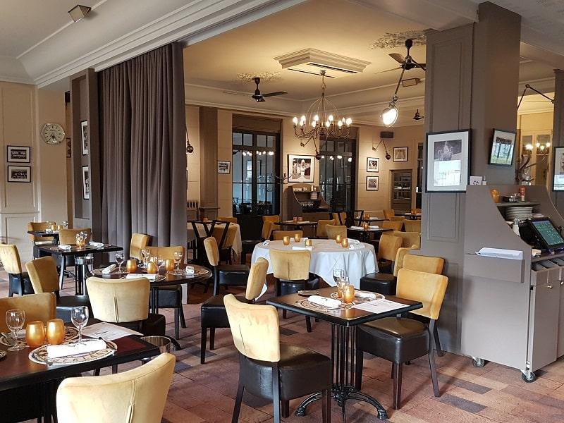 Brasserie/Restaurant Argenson Lyon - Salle de restauration