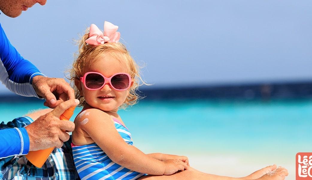 Conseils pour protéger bébé du soleil et de la chaleur